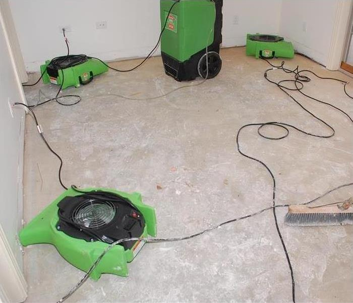 Water Damage – Belmont Home
