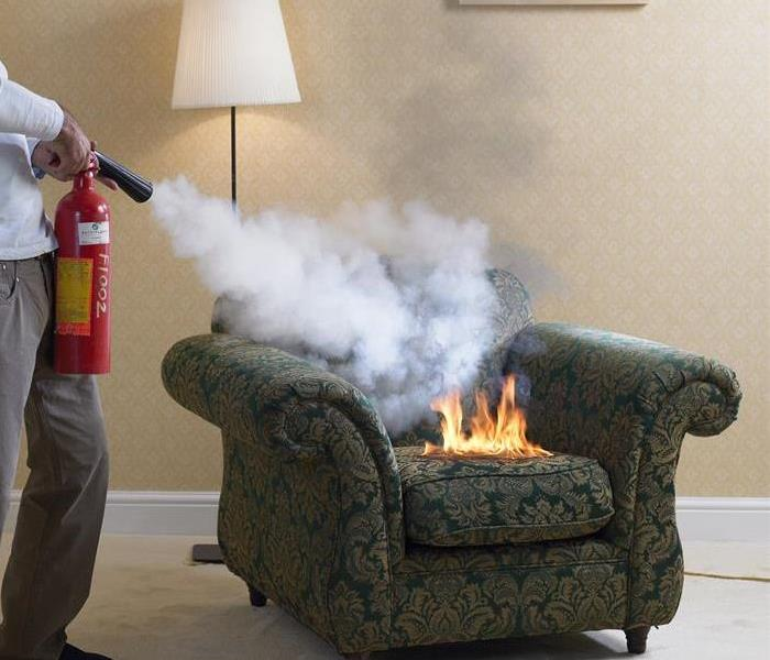 Fire Damage Understanding How Smoke Behaves Helps Us Remediate Fire Damage To Your Gilford Home
