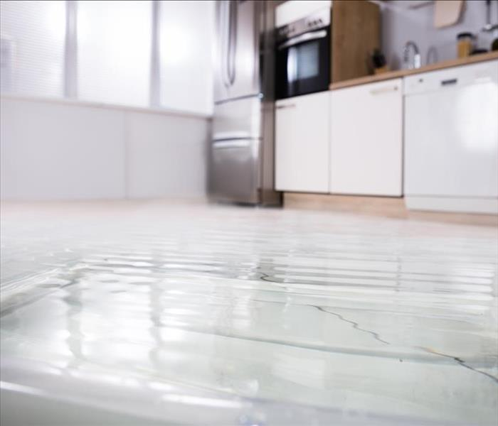 Water Damage Don't Let One Small Problem Take Over Your Entire Belmont Kitchen